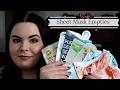 Sheet Mask Empties & Reviews | January 2017