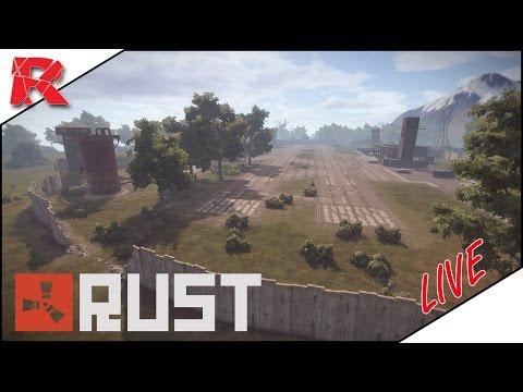 RUST ➤ Farmolni akartam, de raid lett belőlle - 20. rész