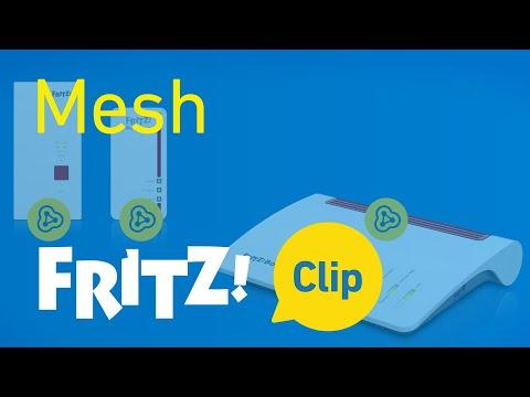 FRITZ! Clip – WLAN vergrößern mit Mesh