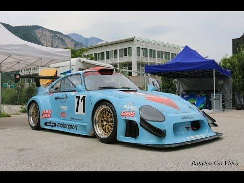 Porsche 935 Turbo Sound - Track vs Hillclimb