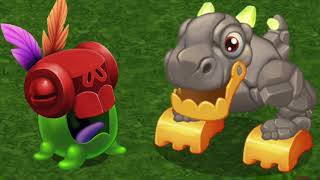 My Singing Monsters: Dawn Of Fire - Yelmut & T-Rox (Duet)