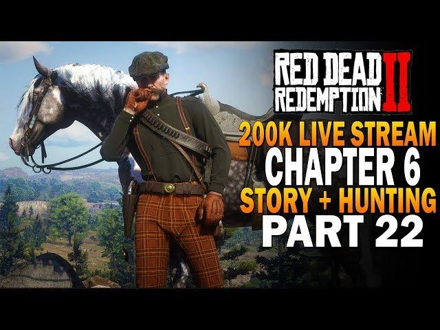 Red Dead Redemption 2 Gameplay Part 22