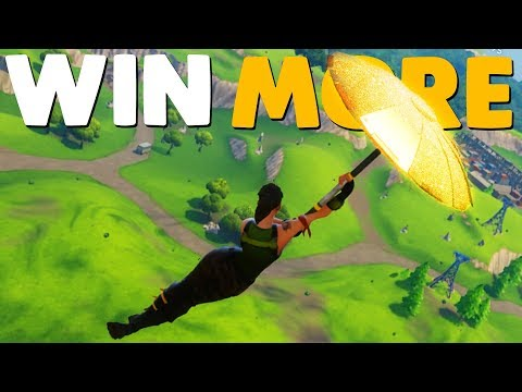 EASY TIPS TO GET THE UMBRELLA | Fortnite Battle Royale Tips