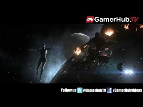 EVE Online Producer Jon Lander Explores What's Next For Online Universe - Gamerhubtv