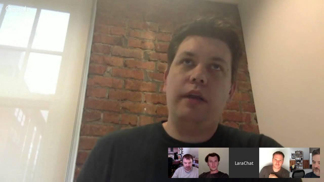 LaraChat Live Episode 12