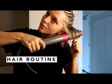 MY HAIR STYLING ROUTINE + HAUL | Estée Lalonde thumbnail