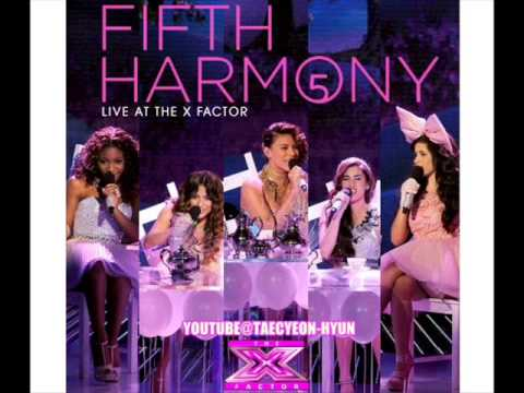 "Fifth Harmony ""Anything Could Happen (Finals Version)"" [THE X FACTOR LIVES ALBUM] 'Track 18'"