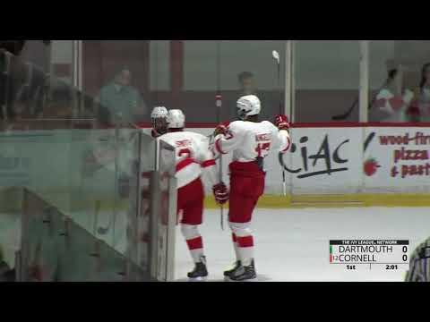 Highlights: Cornell MHKY vs Dartmouth, W, 3-0