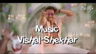 Mumbai Dilli Di Kudiyaan Song With Lyrics | Student Of The Year 2 | Tiger ,Tara..