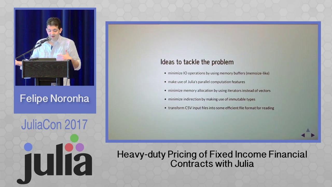 Finance – Julia Computing