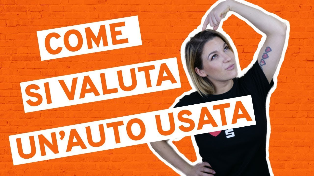 Quanto vale la mia auto? 💰 Calcola rapidamente il valore di un'auto