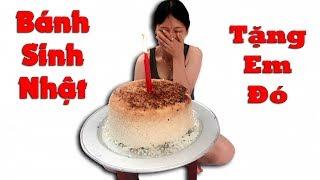 Hưng Vlog - Làm Bánh Sinh Nhật Đẳng Cấp Nhất Thế Giới Cho Người Yêu | Birthday Cake