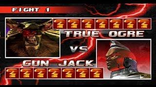 Tekken 3 HD ePSXe2.0.5 Random Team Battle