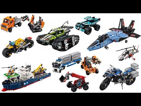 lego technic products 2nd half 2017 lego summer sets. Black Bedroom Furniture Sets. Home Design Ideas
