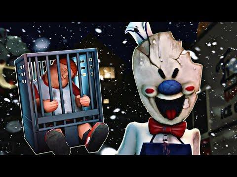 FINAL MALO, ¡EL HELADERO SE COME AL NIÑO! - Ice Scream (Horror Game)