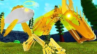Roblox Dinosaurier Simulator - OS NOVOS MODELOS DO JOGO! Angelic Coelacanth REMAKE!