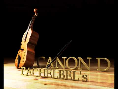 Pachelbel's Canon in D major [Metal Edition] [Tabs/chords/notes]