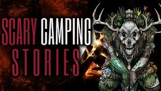 8 Allegedly True Scary Camping Stories