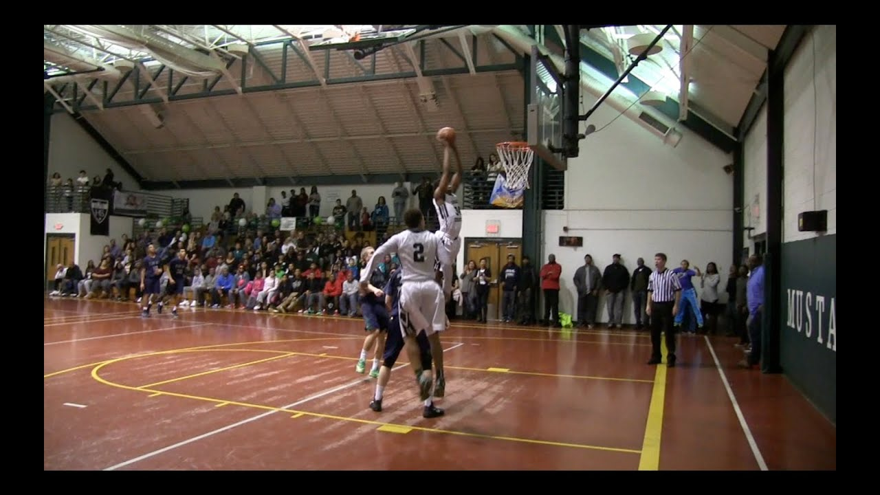 Download CAP HOOPS PLAY OF THE DAY Montrose G Jermaine Ukaegbu Punishes the rim 2/7/15