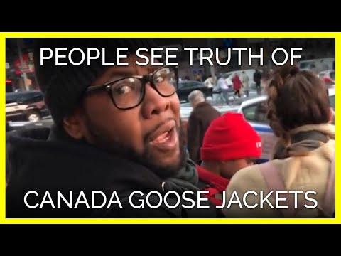 People See the Truth Behind Fur Trim on Canada Goose Jackets