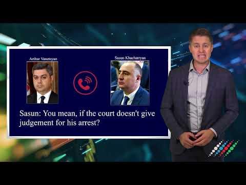 Громкий политический слив в Армении