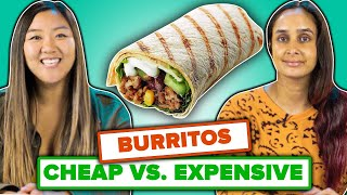 People Guess Cheap Vs. Expensive Burritos