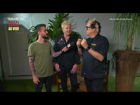 The Offspring Interview - Rock in Rio