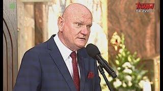 XI Dziękczynienie w Rodzinie: Przemówienie Michała Zaleskiego, prezydenta miasta Torunia