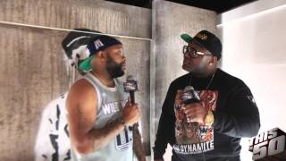Chico Bean on Wild N Out; Dave Chappelle; Royce Da 5