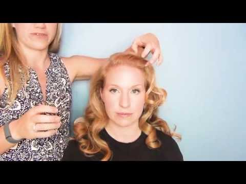 Wedding|Party Hollywood Glamour Makeup & Hair Tutorial |PrimpPowderPout