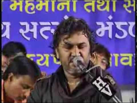 Shiv Bhajan Stuti Mantra Kirtidan Gadhavi_Bhutnath_bhuj