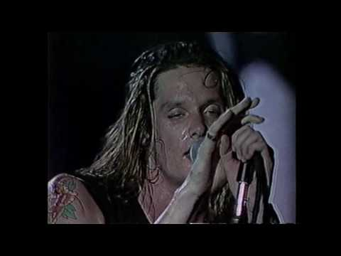 Skid Row - Wasted Time - Live In Rio de Janeiro, Brazil - 1992