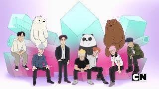 We Bare Bears ft. Monsta X - MUSIC VIDEO [1080p HD]