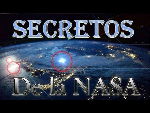 Los 5 Secretos Mejor Guardados de la NASA - YouTube