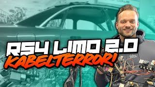 RS4 Limo 2.0 - Kabelterror! #39 | Philipp Kaess |