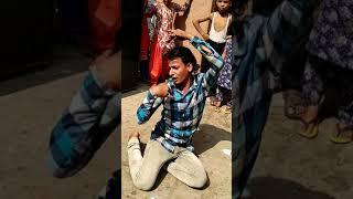 Is ladke ne kiya aisa dance Sapna Ka dance bhi fail  Ghongru bandh liye Maine
