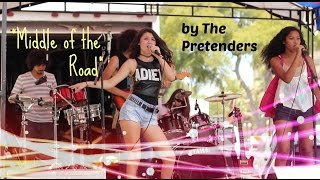 "Live Cover of ""Middle of the Road"" by The Pretenders"