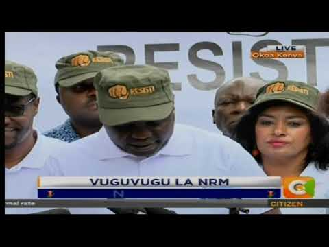 Resist Safaricom, Bidco and Brookside products- NRM