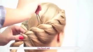 Trançar o cabelo de uma forma rápida e fácil passo a passo