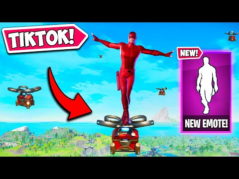 * NEW * VIRAL TIKTOK DANCE IS HERE !! - Fortnite Funny Fails and WTF Minutes! # 1067 -NewsBurrow thumbnail