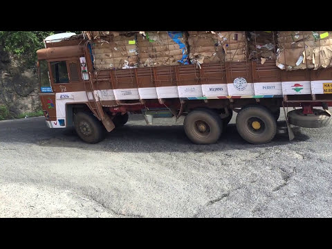 styamangalam ghat road scary edges