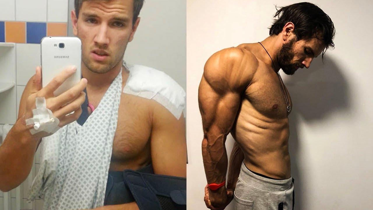 Natural Bodybuilding Transformation Meine Harter Weg Zum Fitnessmodel Youtube