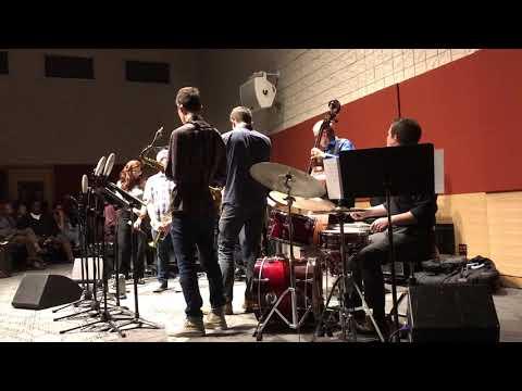 The Music That Makes Me Dance. NEC students. 9-13-18. Eben Jordan Hall