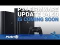 تفاصيل التحديث 4.50 القادم للبلاي ستيشن PS4 Update 4.50 PS4 Pro Boost Mode