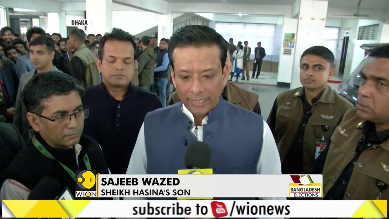 Download Sajeeb Wazed: We will come back to power in Bangladesh
