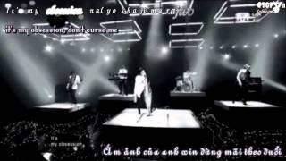 [GTOPvn][Kara-Vietsub-Engsub] Crying in Bad Obsession of Love Song