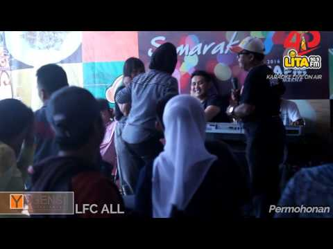 LFC  ALL Permohonan KARAOKE LIVE 16 april 2017