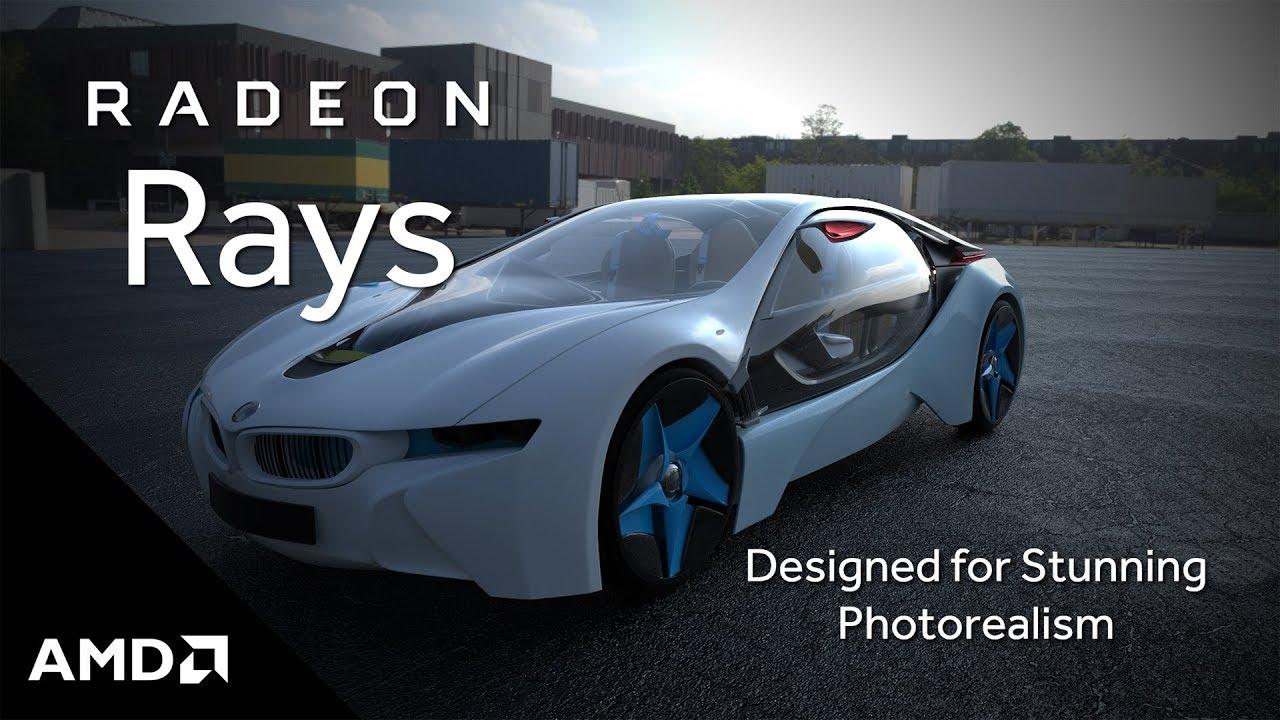 GPUOpen: Radeon Rays