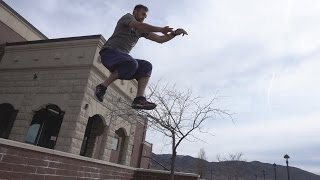 Parkour Training with a Hollywood Stuntman
