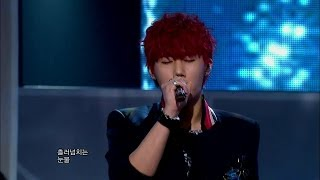TVPP Sunggyu INFINITE 60sec 성규 인피니트 60초 Solo Debut Stage Show Music Core Live